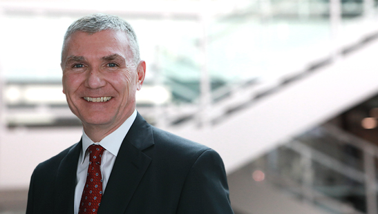 Patrick Hickey - CEO, profile photo